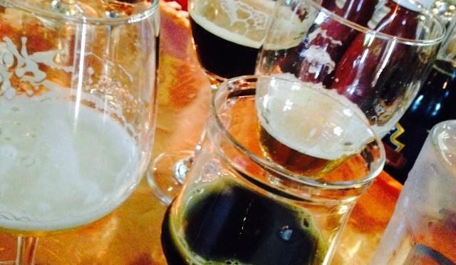 Ebenezer's Brew Pub, Lovell Maine, craft beer