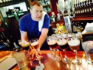 Ebenezer's Brew Pub, in Lovell Maine