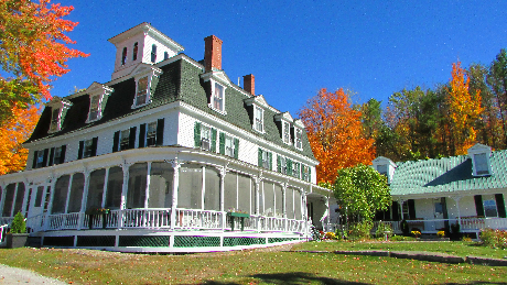 main house circa 1805